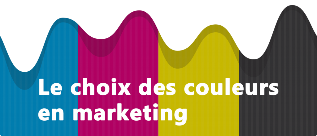 Choix des couleurs en marketing