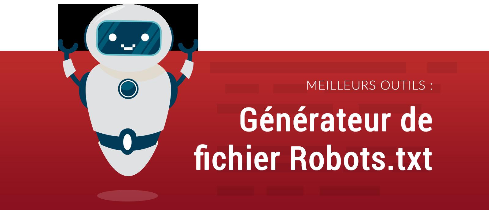 Générateur de fichier robots txt