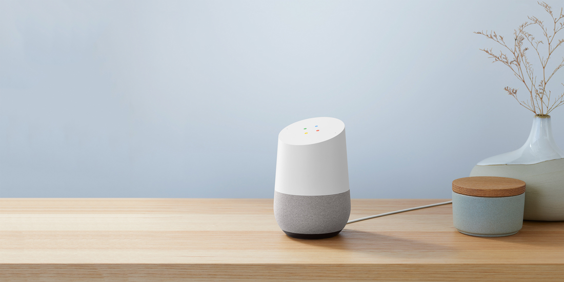 SEO Vocal Google Home