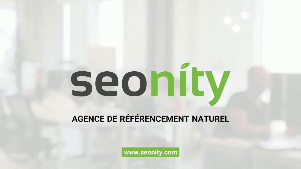 Seonity, agence de référencement naturel