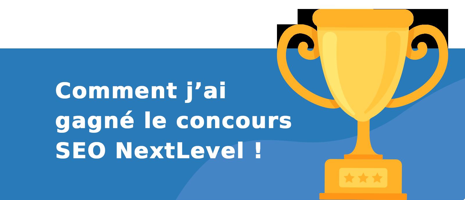Concours SEO nextlevel